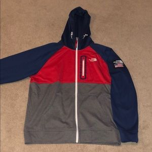 The North Face USA 2014 Olympic Jakcet